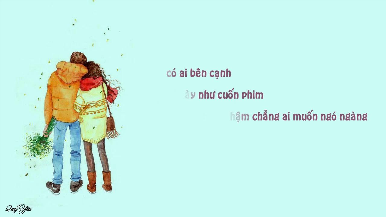 Khi Anh Bên Em – Sara Lưu (QY Lyrics)