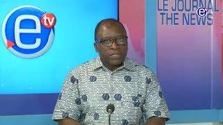 6PM NEWS ( Guest: Elie SMITH) EQUINOXE TV MONDAY MAY 28TH 2018