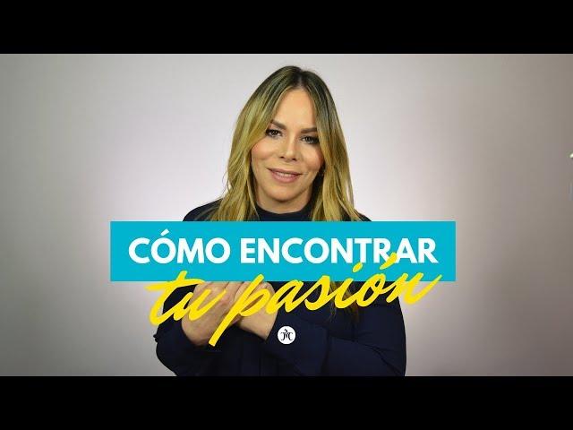 5 PREGUNTAS PARA ENCONTRAR TU PASION | Michelle Campillo