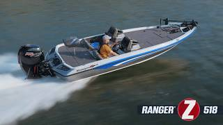 Ranger Z518 On Water Footage