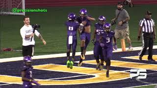 🔥🌴🏈 Atlanta Panthers 12U (GA) vs. Miami Gardens Ravens (FL) Battle YNC 2018