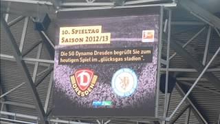 SG Dynamo Dresden vs Eintracht Braunschweig - Saison 2012/2013 - Impressionen