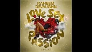 Raheem DeVaughn - Sun Proof Room (50 Shades)