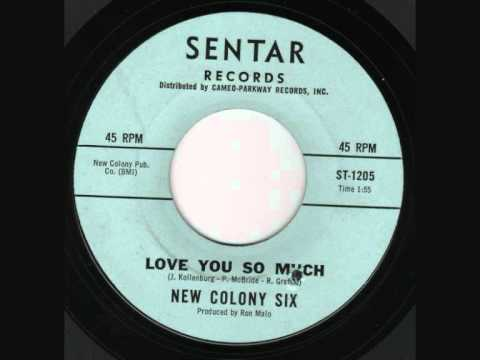 New Colony Six  Love You So much 1967