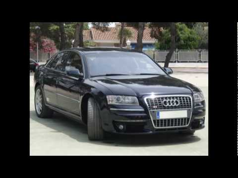 Ftc Garage Conversion Frontal Audi A8 D3