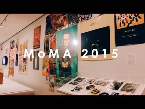 MoMA New York City // Museum of Modern Art // Follow Me Arou