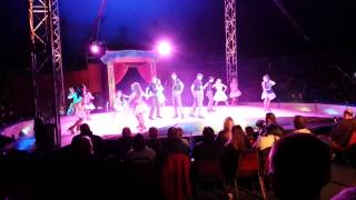 Continental Circus Berlin on ice Grease medley