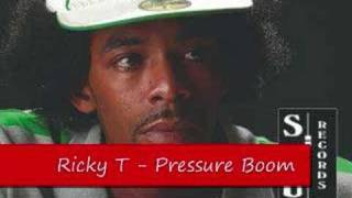 Ricky T - Pressure Boom