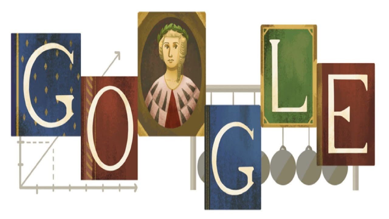 Google Doodle Honors Laura Bassi, the First Woman to Receive a ...