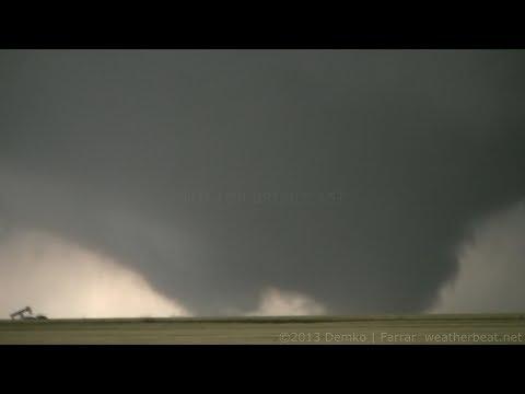 The world-record El Reno, OK, tornado: May 31, 2013