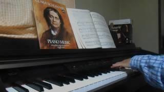 クララ「シューマンの主題による変奏曲」から主題Op20-0(Pn:afksx)clara