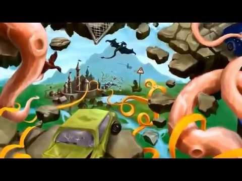 Grazy Zoom In World Trippy video HD
