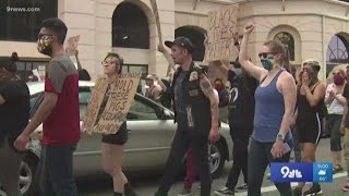 Protests In Denver Over George Floyd's Death
