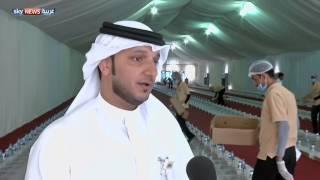 جامع الشيخ زايد: 20 ألف وجبة يومياً
