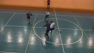 Система Космос 1 й тайм Чемпионат мини футбол 2020 21