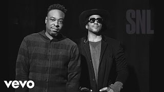 A Tribe Called Quest - We The People....(Live on SNL)