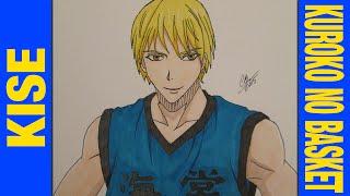 Drawing Ryouta Kise || Kuroko no Basket 黒子のバスケ