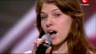Елена Бирина Х Фактор 2011(Украина) X Factor Ukraine 2011