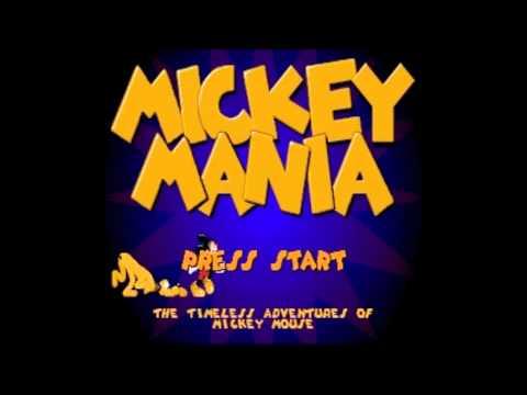Mickey Mania - Wharf - Instrumental