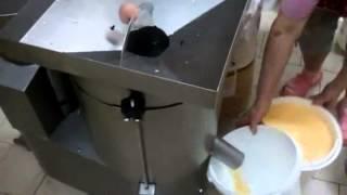Разделительные машины для яиц Eggs breaker RZ-1,RZ-3,RZ-6
