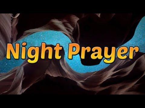 Bedtime Prayer - Good Night Prayer Before Sleep - A Wonderful Prayer -  Beautiful Prayer