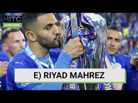 Best Premier League Player 2016 Nominees