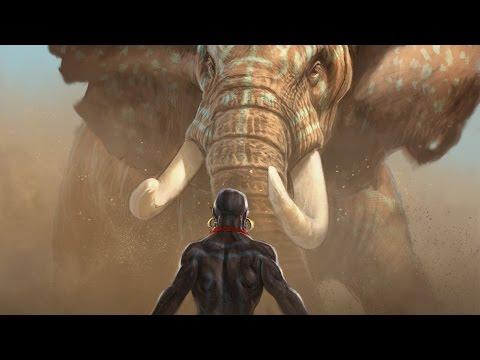 "Speed Painting - Photoshop - ""Nubian Warriors"""