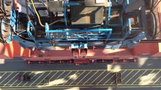 Gantry Crane operating