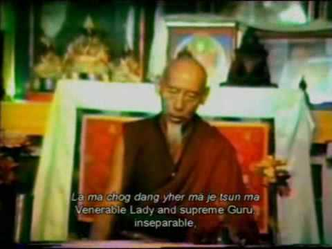 CHOD MELODIES (Part 7) by KYABJE ZONG RINPOCHE