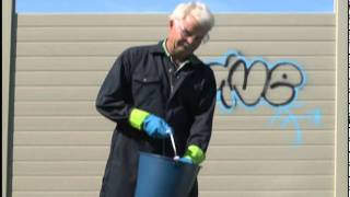 Graffiti-Resistant AIL Sound Walls
