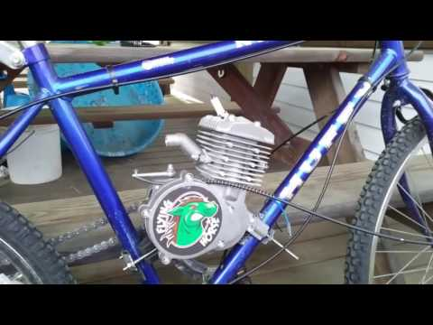 How To Adjust Your Clutch For 48cc 50cc 66cc 80cc 2 Stroke