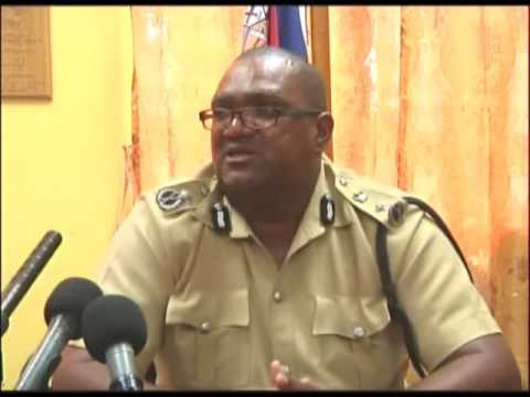 Commissioner of Police speaks of the weak police presence in southern Belize