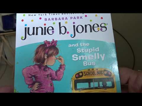 Story Time with Tinx; Junie B. Jones and the Stupid Smelly Bus part 1
