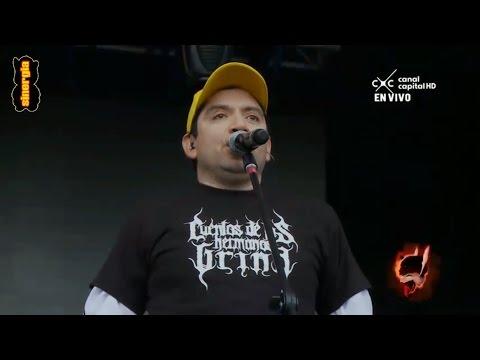 Sinergia - Festival Rock Al Parque (2016)