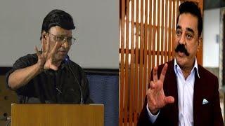 கமலுக்கே நான்தான் சொல்லி கொடுத்தேன் | Bhagyaraj Speech | Nadigan Book Release