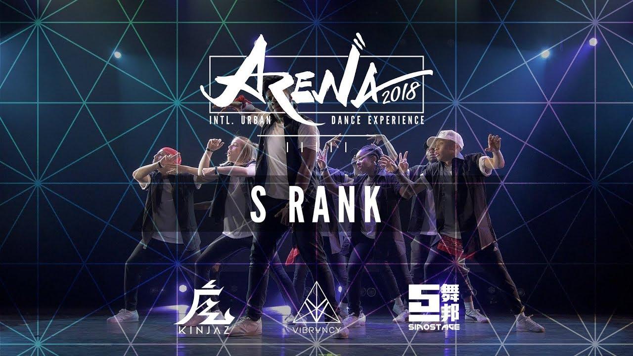 Download S Rank | Arena LA 2018 [@VIBRVNCY Front Row 4K]