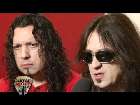Stryper Interview -Michael Sweet and Oz Fox  from Guitar Asylum