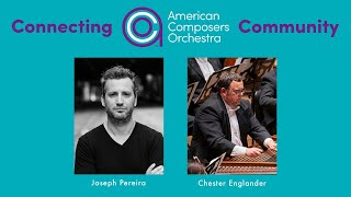 Connecting ACO Community - Joseph Pereira & Chester Englander
