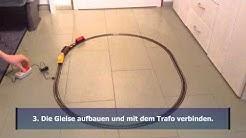 PIKO myTrain: Vorstellung Startset Güterzug mit Diesellok
