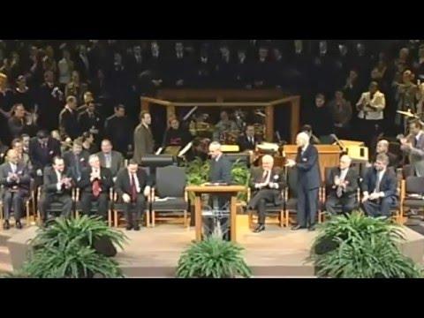 """CONNECT: God – Family – Church – Community – World"" Anthony Mangun / Kenneth Haney BOTT 2005"
