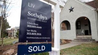 Rising interest rates beginning to hurt housing market?