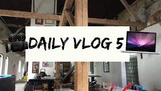daily vlog 5   natčen nov pc   za chy