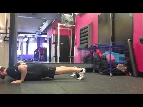 HG Dead Clean to Goblet Squat to Reverse Burpee w/ Push-Up