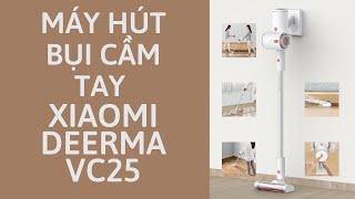 Máy hút bụi cầm tay Xiaomi Deerma VC25