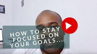How to stay focused on online business