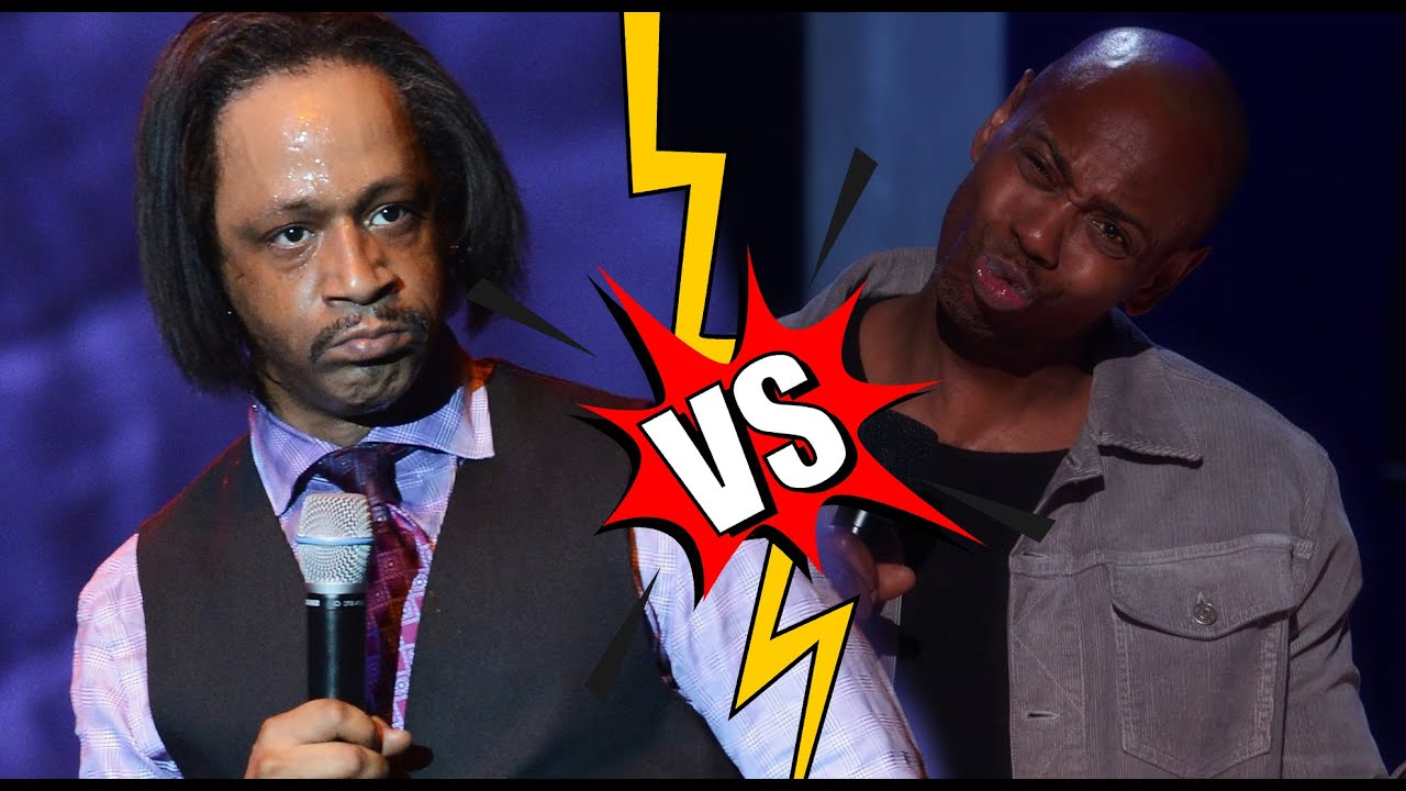 Comedy Showdown: Dave Chappelle vs Katt Williams |