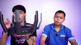 ASUS RT-AX89X Unboxing