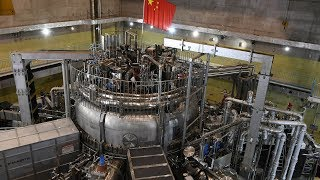 China's 'artificial sun' operates at temperatures of 100 million degrees Celsius