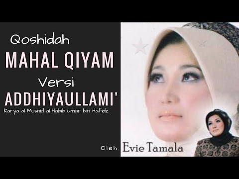 Hj. Evie Tamala Melantunkan Qoshidah Karya Habib Umar Bin Hafidz