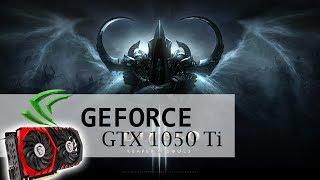 Diablo 3 - GTX 1050 Ti - i5 2500k - 1080p - 60FPS - Max Settings